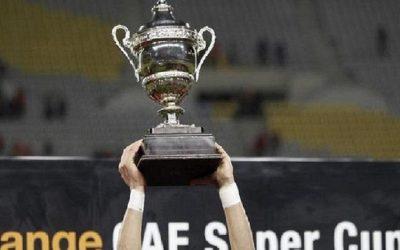 الكاف يبعد رسميا مباراة السوبر الإفريقي من القاهرة