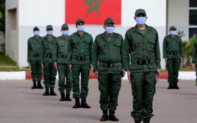 القوات المسلحة الملكية تعلن عن مباراة الانخراط في صفوفها