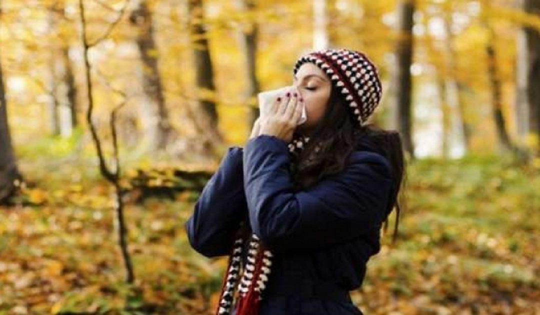 7 نصائح لمواجهة الحساسية في الخريف