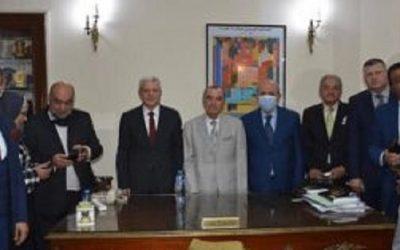 المغربي مكاوي بنعيسى أمينا عاما لاتحاد المحامين العرب