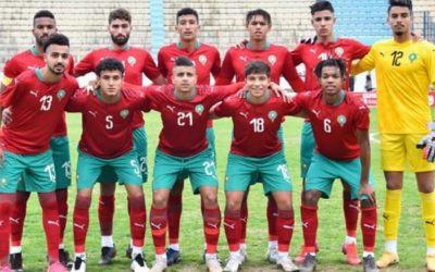 """قرعة """"كان موريتانيا للشبان"""" تضع المنتخب المغربي في المجموعة الثالثة"""