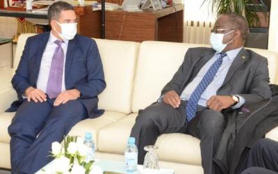 المغرب وموريتانيا يتبحثان حول سبل تطوير علاقات التعاون الثنائي في مجال التعليم العالي والبحث العلمي