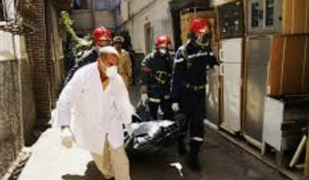 طنجة: انتشال جثث 24 شخصا وإنقاذ 10 آخرين إثر حادث تسرب مياه الأمطار لوحدة صناعية سرية للنسيج