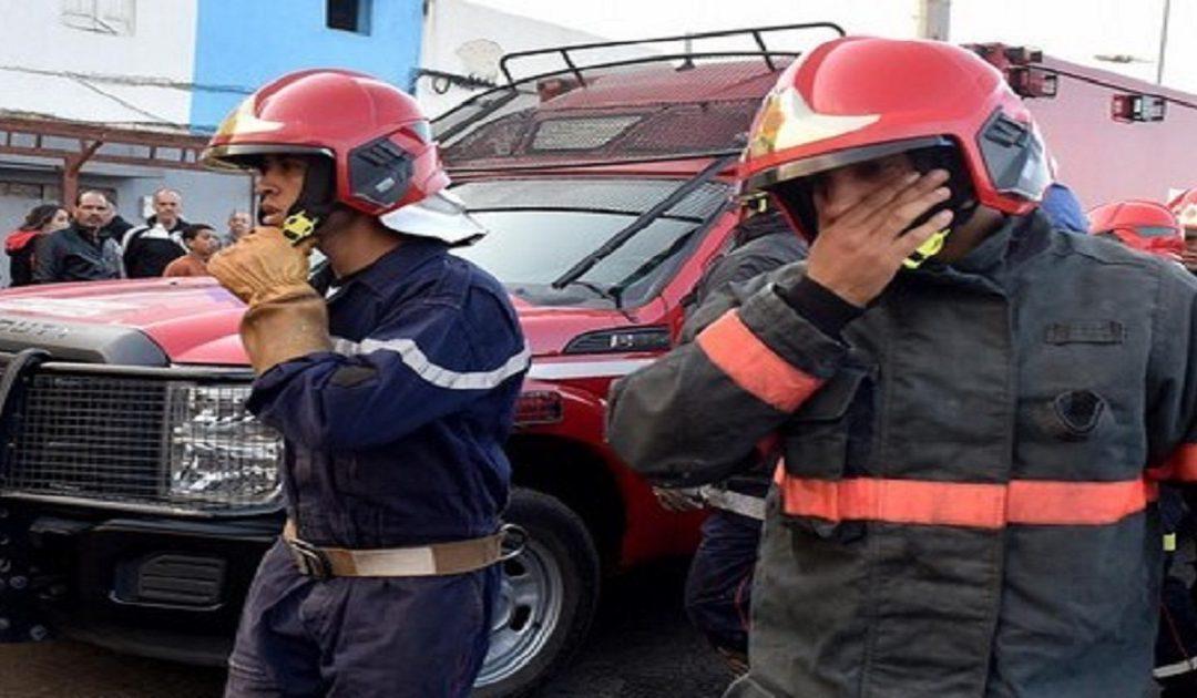 حريق مهول ينهي حياة طفلتين ضواحي فاس
