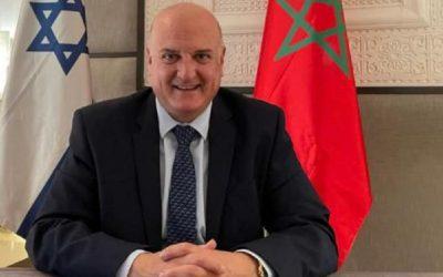 القائم بأعمال ممثلية إسرائيل في المغرب يصل اليوم إلى الرباط