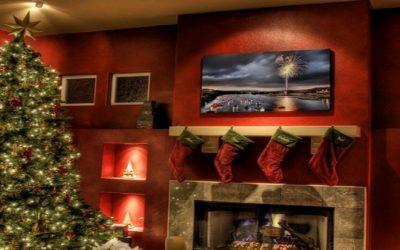 4 أفكار لتزيين منزلك ليلة رأس السنة