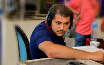 """المخرج أحمد عياد الرشيدي: """"ساحر النساء"""" شهادة ميلاد بالنسبة لي"""