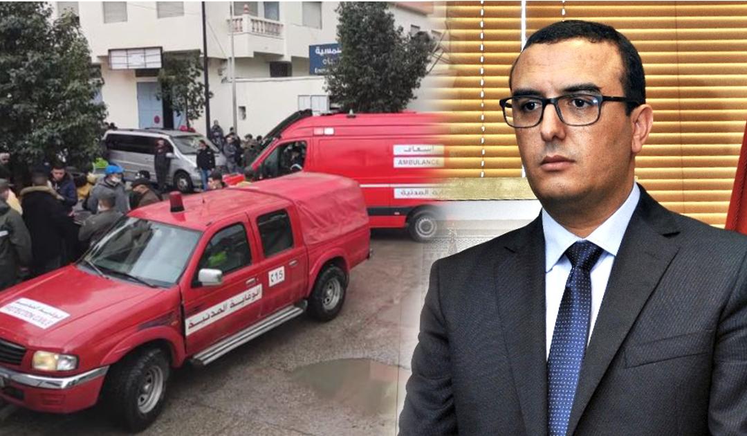"""بعد فاجعة طنجة..مطالب باستقالة الوزير """"أمكراز"""" وتحمل الحكومة لمسؤوليتها"""