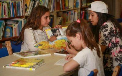 """""""مكتبة لكل أسرة"""" .. مبادرة مواطناتية لتحفيز الناشئة على القراءة والمطالعة"""