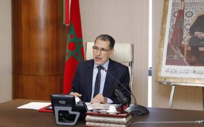 العثماني: المغرب يضع القضية الفلسطينية والقدس الشريف في مرتبة القضية الوطنية