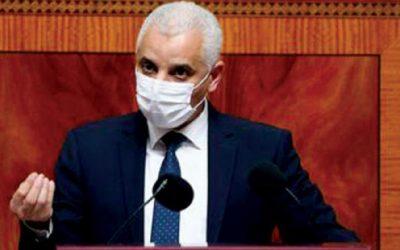 """وزير الصحة يحذر من الوقوع في انتكاسة كبيرة بسبب طفرة فيروسية لوباء """"كورونا"""""""