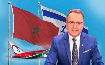 محلل سياسي إسرئيلي: التقارب المغربي-الإسرائلي يعد بمستقبل إقتصادي واعد
