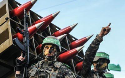 """ّ""""القسام"""" تعلن مسؤوليتها عن قصف المدن الإسرائيلية والمطار التابع لها"""
