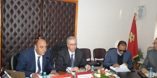 مراكش .. المصادقة على 396 مشروعا للتنمية البشرية بكلفة 250 مليون درهم