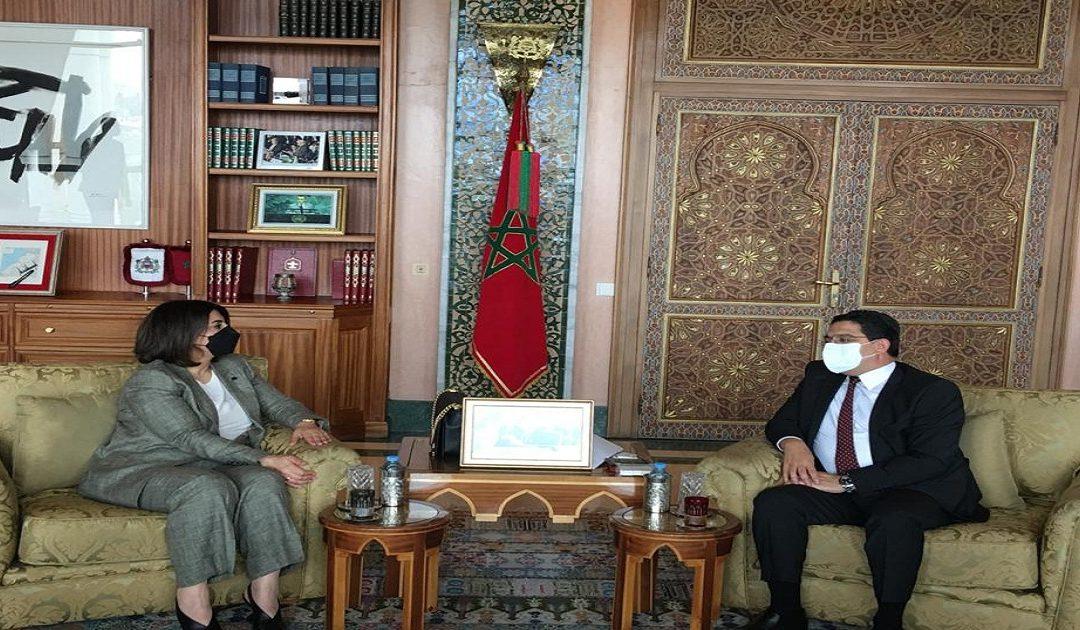 بوريطة: ليبيا تمر بمرحلة دقيقة جدا ومتفائلون بأنها تسير في الاتجاه الصحيح