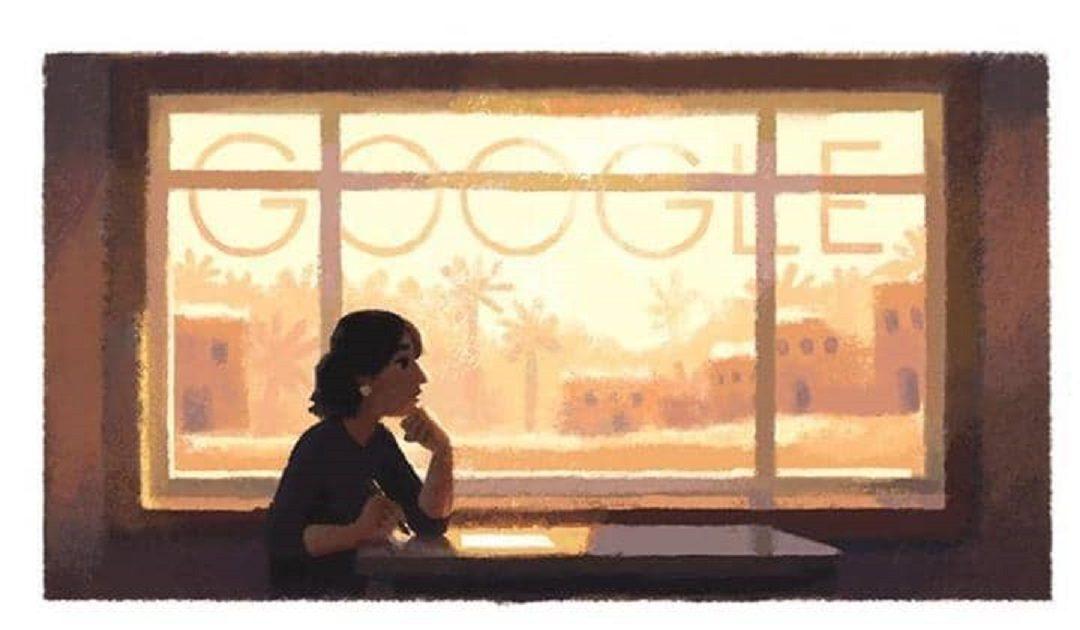 غوغل يحتفي بالذكرى 91 لميلاد أليفة رفعت