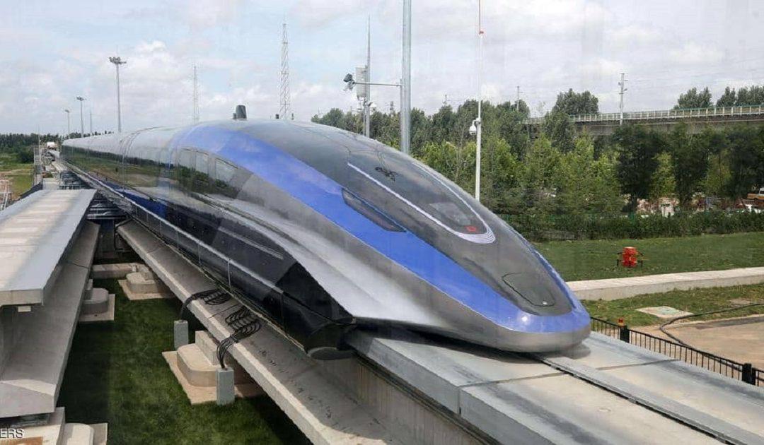 قطار مغناطيسي يحطم الأرقام القياسية في مختلف أنحاء العالم