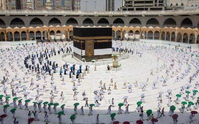 السعودية تعلن نجاح موسم الحج لهذا العام صحيا دون إصابات بكورونا