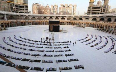 وصول الدفعة الأولى من حجاج بيت الله الحرام إلى مكة لأداء مناسك الحج