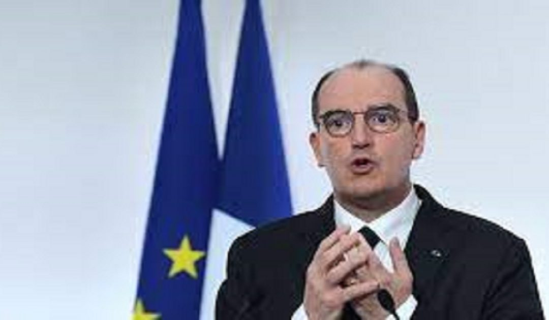 رئيس الوزراء الفرنسي: بلادنا باتت تشهد حاليا الموجة الرابعة لفيروس كورونا