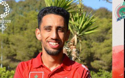 المغربي سفيان بوقنطار يقصى من الدور الأول لسباق 5000 متر بأولمبياد طوكيو