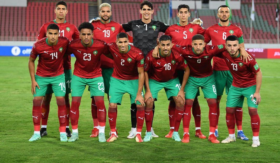المنتخب المغربي يتراجع في ترتيب المنتخبات على المستوى الدولي