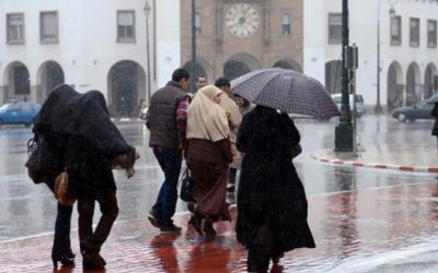 نشرة خاصة .. طقس حار وأمطار رعدية بعدد من مناطق المغرب نهاية الأسبوع