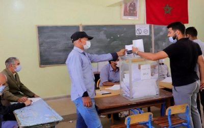 الحمامة تكتسح الإنتخابات الجماعية بدائرة مشور الدار البيضاء