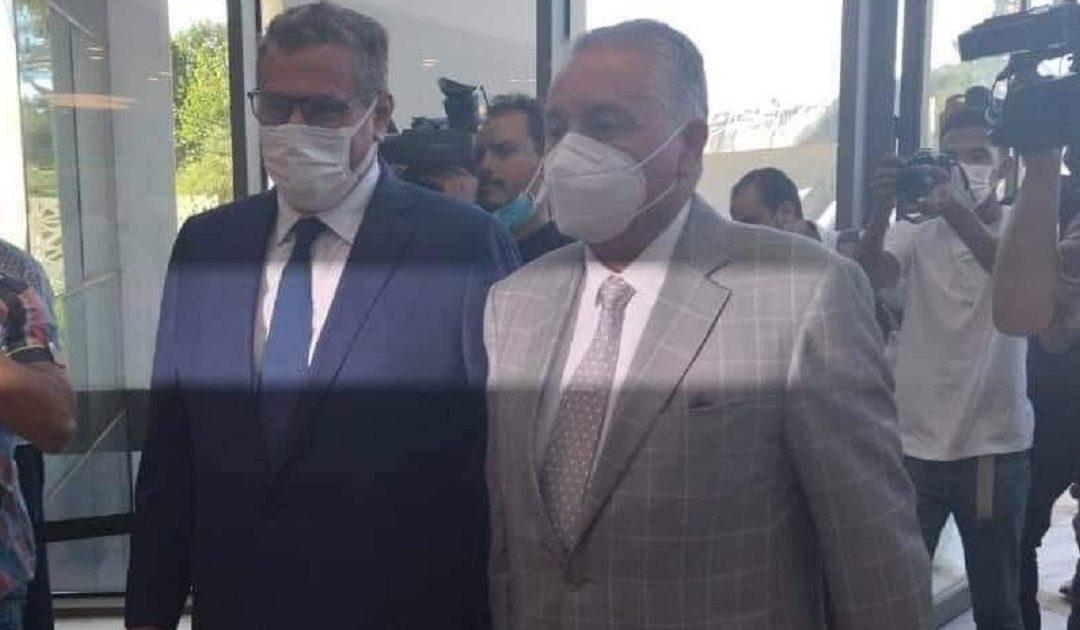 أخنوش يستهل الجولة الثانية من مشاورات تشكيل حكومته باستقبال نبيل بنعبد الله