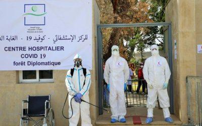 وزارة الصحة تعلن تسجيل 5383 إصابة و 70 حالة وفاة بكورونا خلال الـ 24 ساعة الماضية