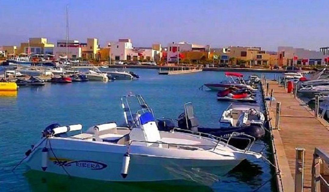 ميناء السعيدية.. أحد أهم الوجهات السياحية بالمملكة