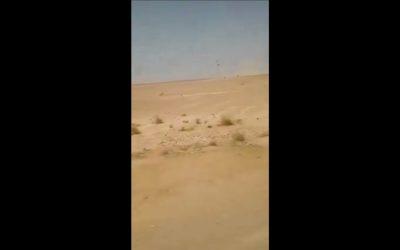 انتشار سريع للجيش المغربي ردا على استفزاز جزائري
