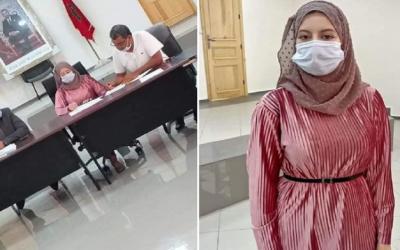 المحكمة الإدارية بوجدة تقضي في ملف أصغر رئيسة لجماعة السعيدية