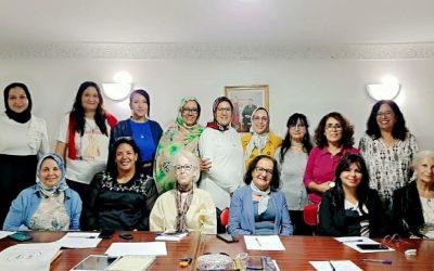 رابطة كاتبات المغرب تدعو الحكومة الى ضمان مشاركة المرأة في تدبير الشأن الثقافي وتشجيع الاستثمار فيه